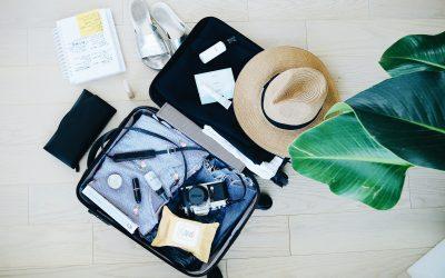 Le guide ultime pour préparer son sac de voyage