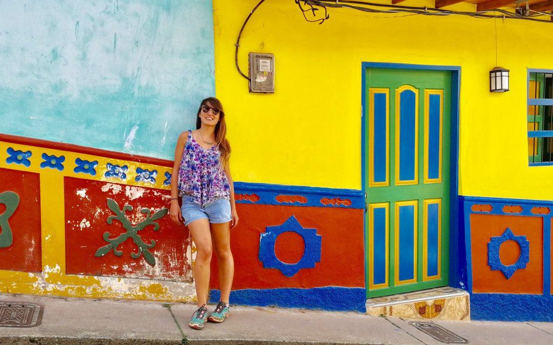 Les couleurs de Guatapé